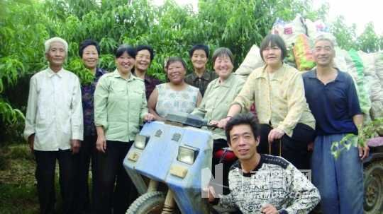 """国内首家乡村妇女基金会:京城农家女""""嫁""""到广东"""