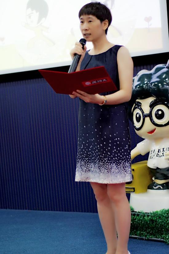 """真功夫集团董事潘敏峰发出""""爱心呼吁"""""""