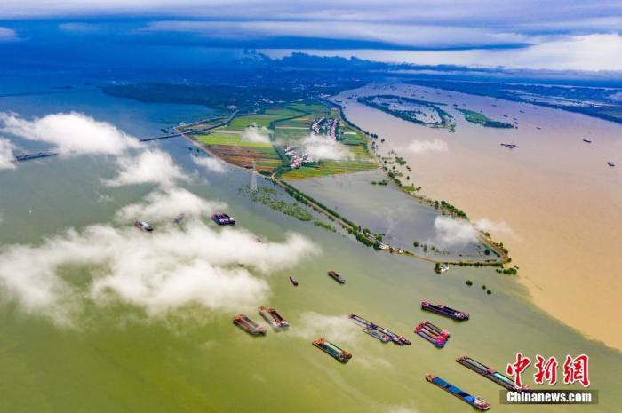 长江中下游降雨今起消退 北方主汛期雨水不断