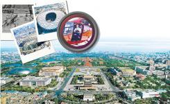 用镜头见证北京的发展和变化